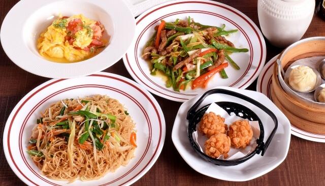 つわり中中華料理のごま油
