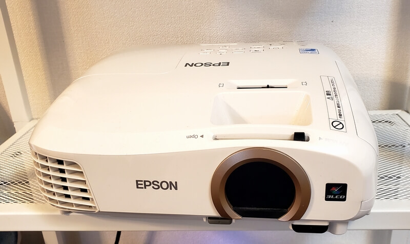 EPSONホームプロジェクター
