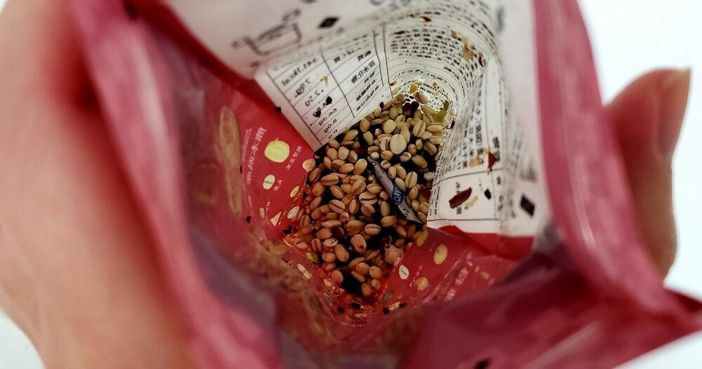 39雑穀米の中身