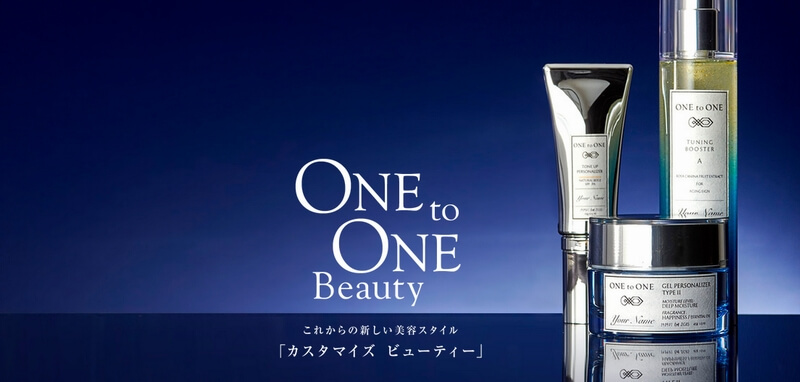 ONE to ONE公式サイト